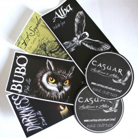 Pack coleccionista Casuar Artesan-Ales