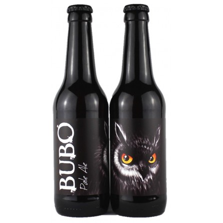 BUBO packs de 6, 12 y 24 cervezas