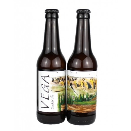 VEGA packs de 6, 12 y 24 cervezas